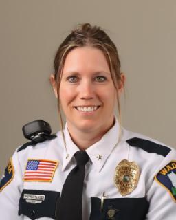 Chief of Police Naomi Plautz
